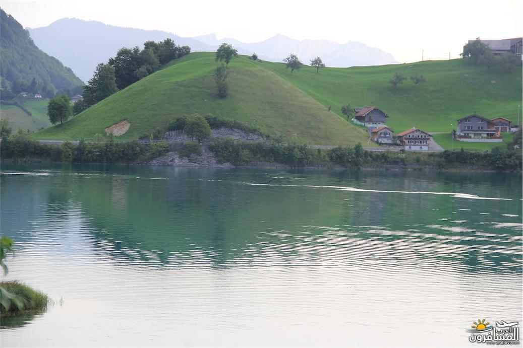 سويسرا بيوت ملوّنة و جداريات-544061