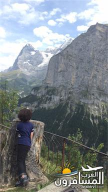 سويسرا بيوت ملوّنة و جداريات-544068