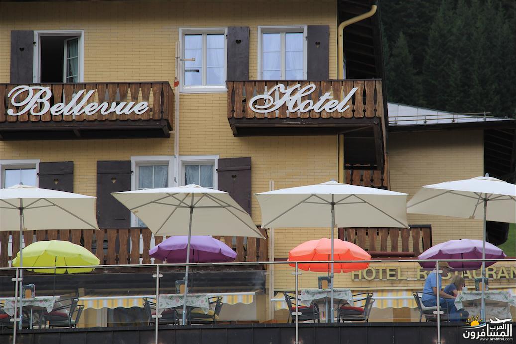 سويسرا بيوت ملوّنة و جداريات-544084