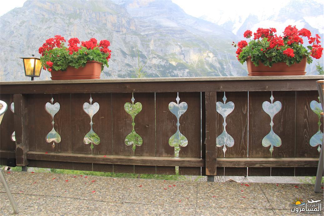 سويسرا بيوت ملوّنة و جداريات-544121