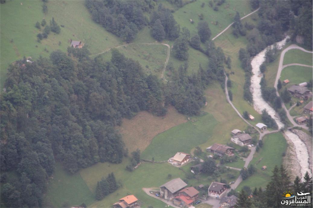 سويسرا بيوت ملوّنة و جداريات-544122