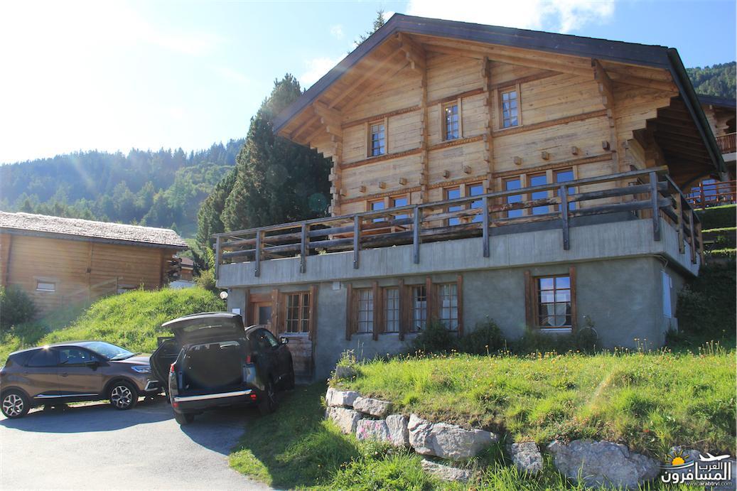 سويسرا بيوت ملوّنة و جداريات-544129