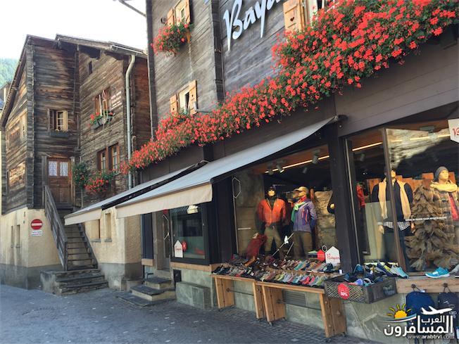 سويسرا بيوت ملوّنة و جداريات-544150