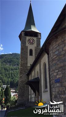 سويسرا بيوت ملوّنة و جداريات-544154