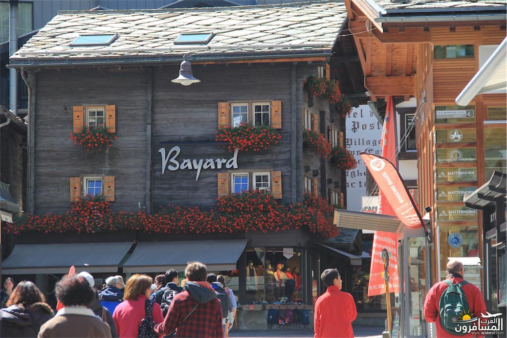 سويسرا بيوت ملوّنة و جداريات-544156