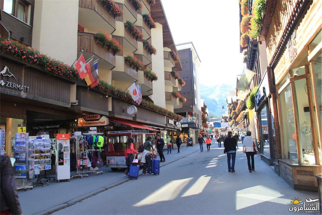 سويسرا بيوت ملوّنة و جداريات-544157