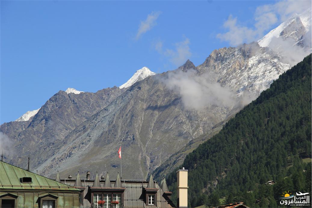 سويسرا بيوت ملوّنة و جداريات-544161