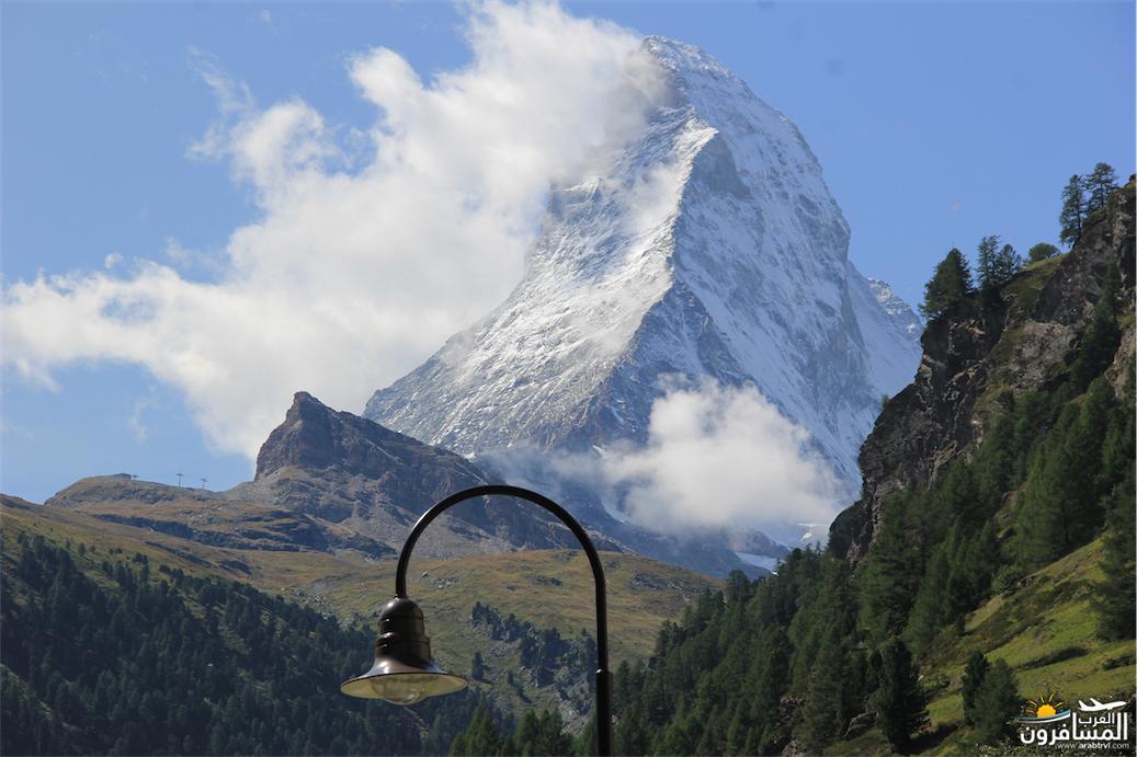 سويسرا بيوت ملوّنة و جداريات-544162