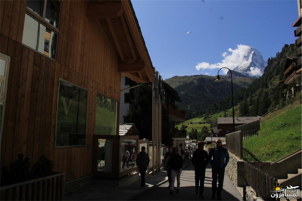 سويسرا بيوت ملوّنة و جداريات-544163