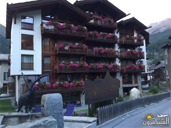 سويسرا بيوت ملوّنة و جداريات-544169