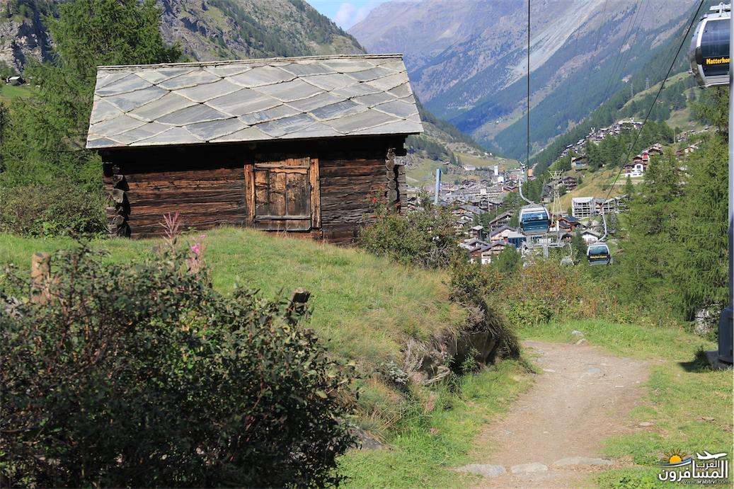 سويسرا بيوت ملوّنة و جداريات-544170