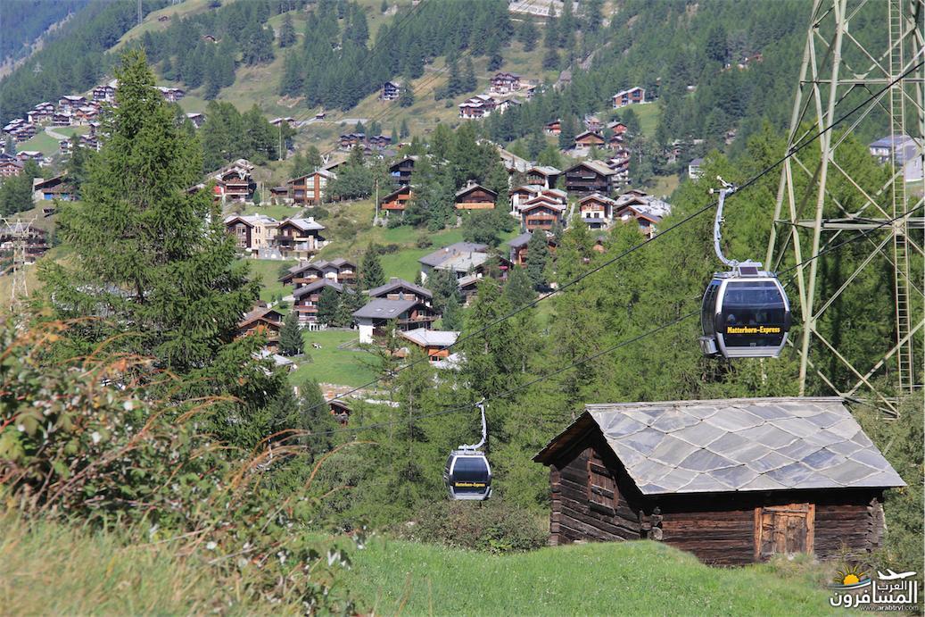 سويسرا بيوت ملوّنة و جداريات-544171