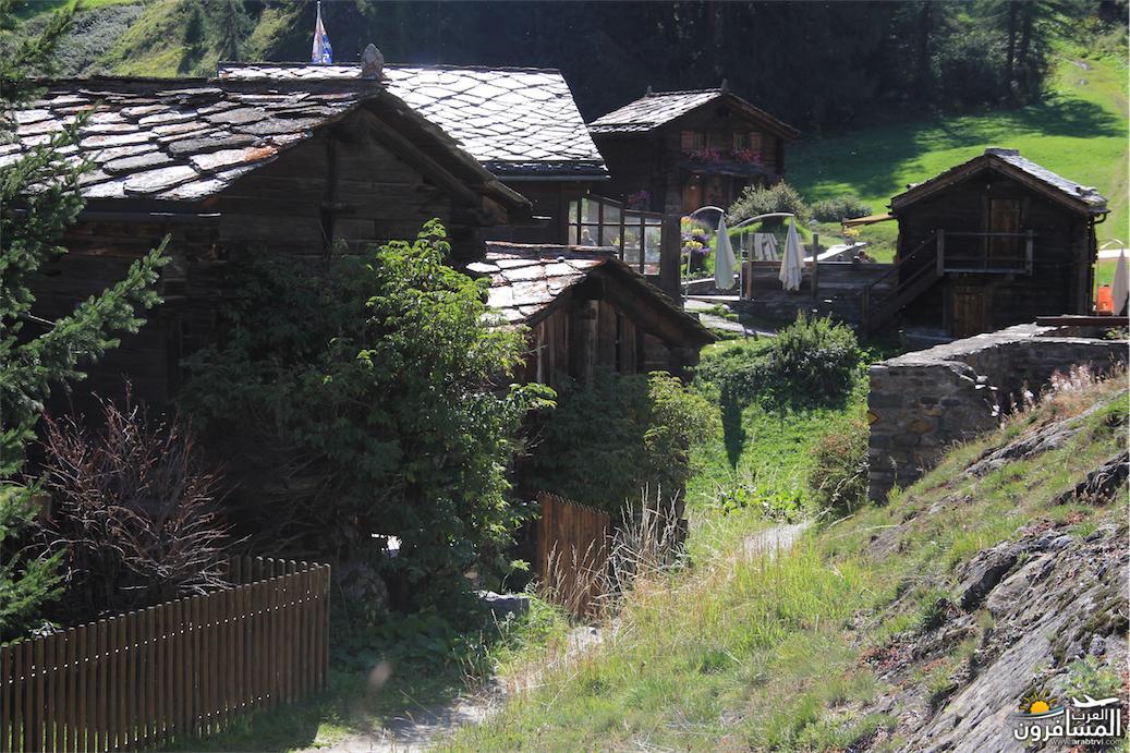 سويسرا بيوت ملوّنة و جداريات-544172