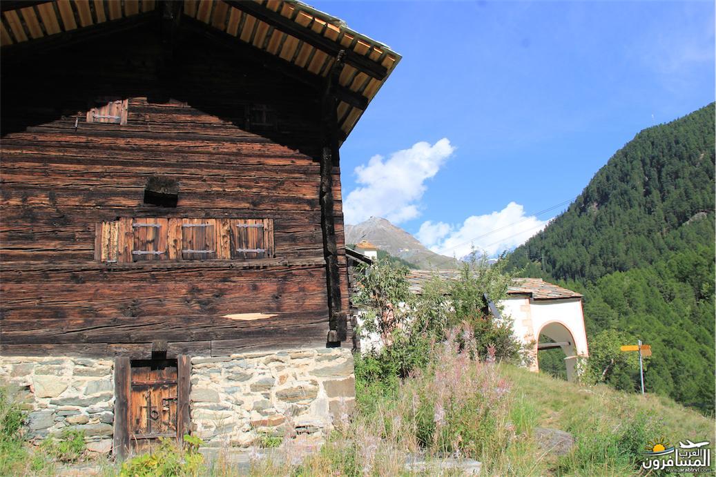 سويسرا بيوت ملوّنة و جداريات-544174