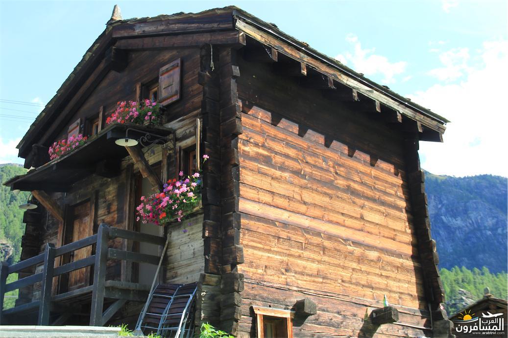 سويسرا بيوت ملوّنة و جداريات-544177