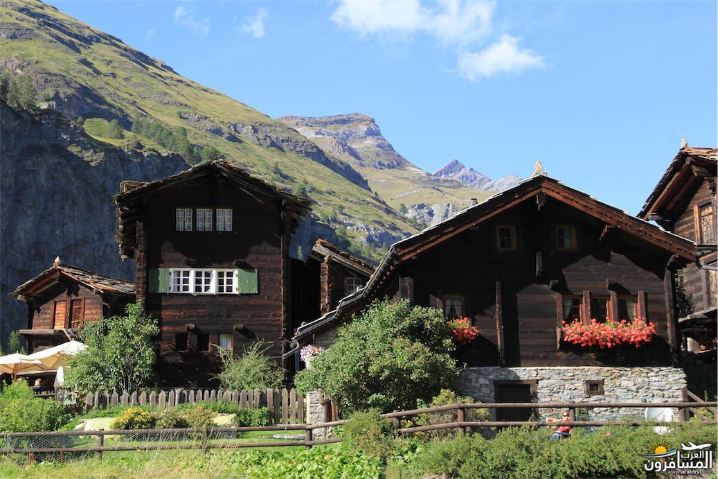 سويسرا بيوت ملوّنة و جداريات-544182