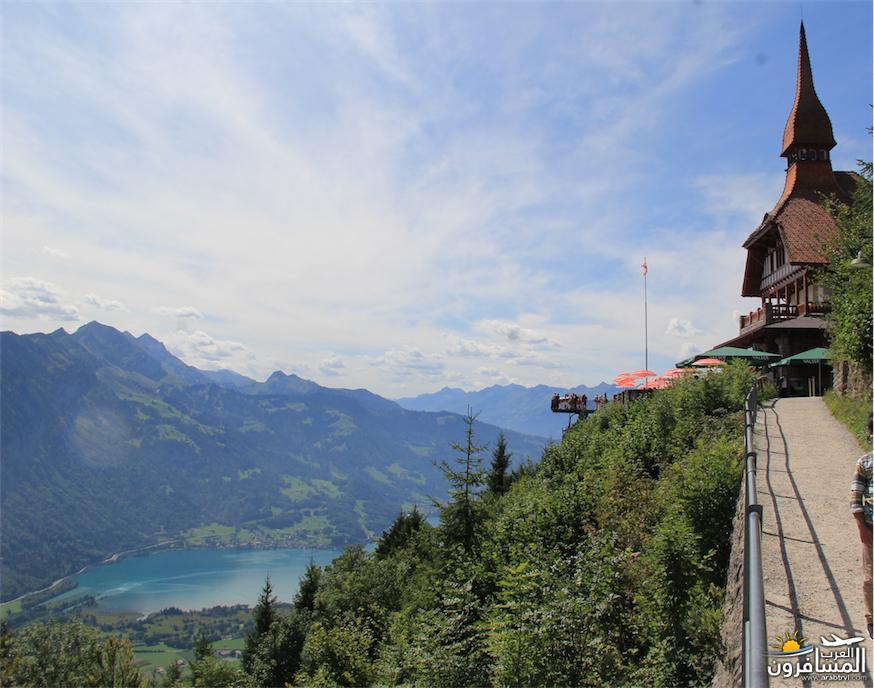 سويسرا بيوت ملوّنة و جداريات-544211