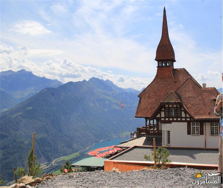 سويسرا بيوت ملوّنة و جداريات-544212