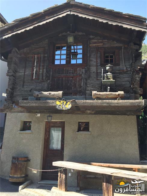 سويسرا بيوت ملوّنة و جداريات-544229