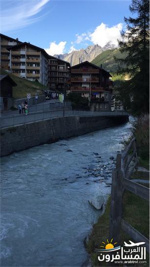 سويسرا بيوت ملوّنة و جداريات-544236