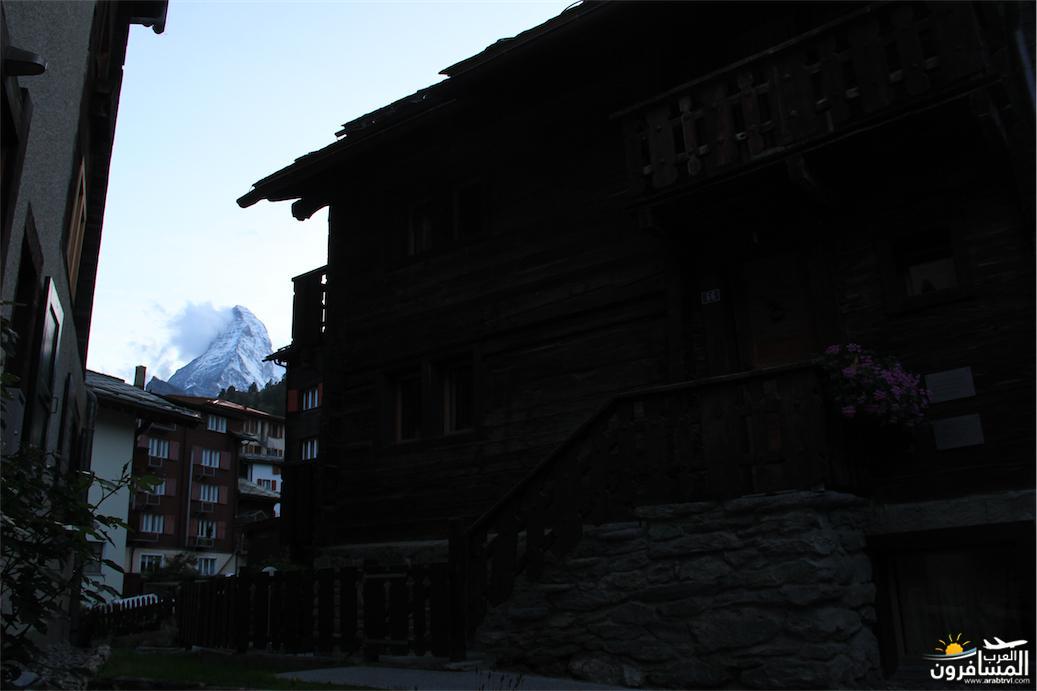 سويسرا بيوت ملوّنة و جداريات-544241
