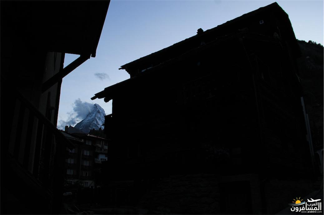 سويسرا بيوت ملوّنة و جداريات-544242
