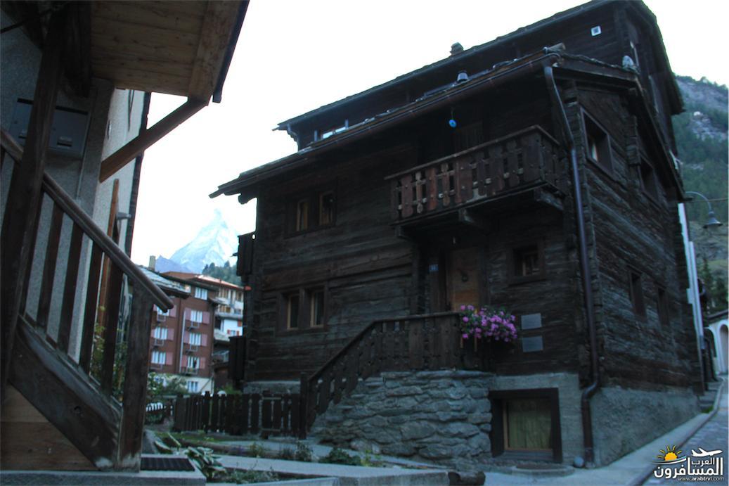 سويسرا بيوت ملوّنة و جداريات-544243