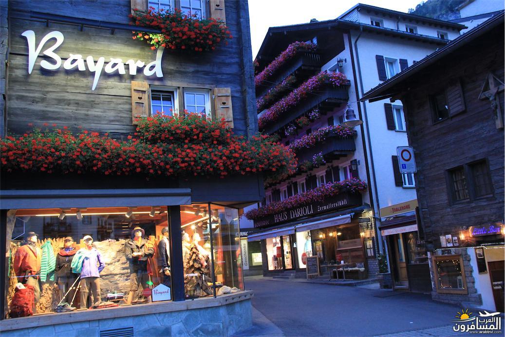 سويسرا بيوت ملوّنة و جداريات-544245