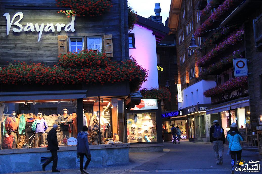 سويسرا بيوت ملوّنة و جداريات-544246