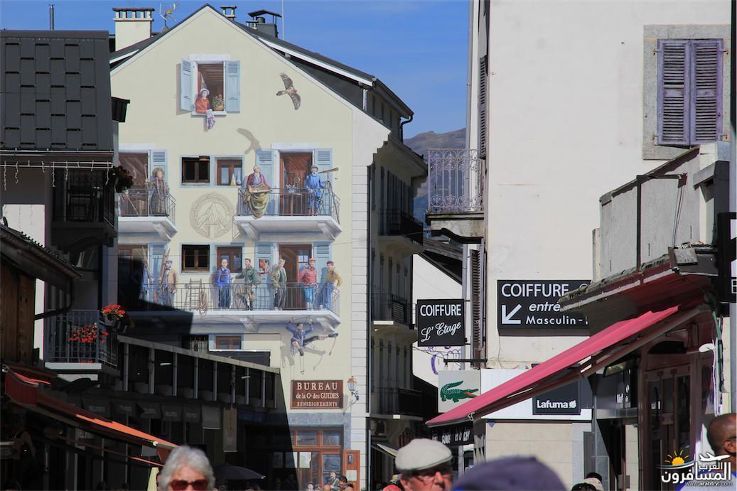 سويسرا بيوت ملوّنة و جداريات-544284
