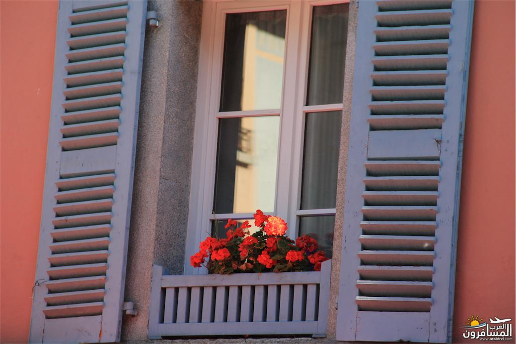 سويسرا بيوت ملوّنة و جداريات-544286