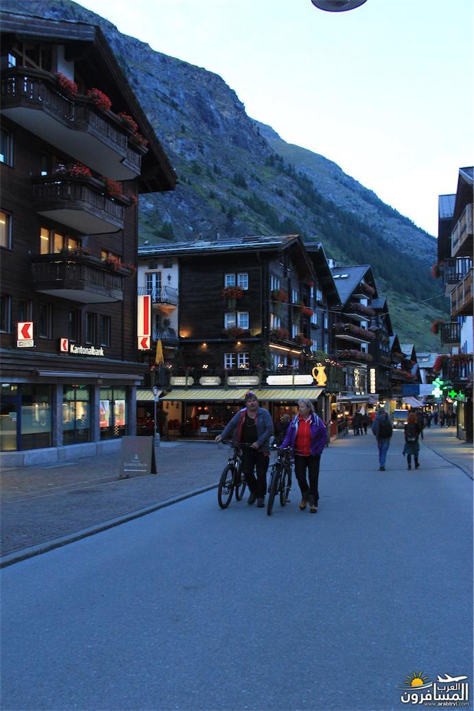سويسرا بيوت ملوّنة و جداريات-544300
