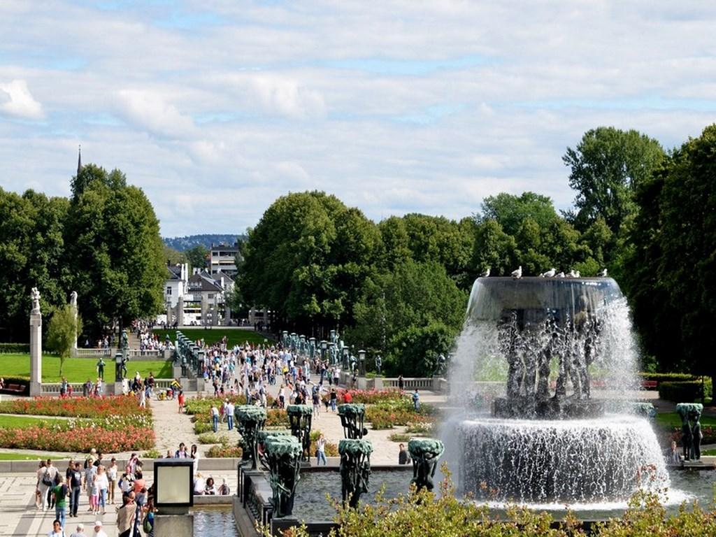 565007 المسافرون العرب أجمل وأشهر معالم العاصمة النرويجية