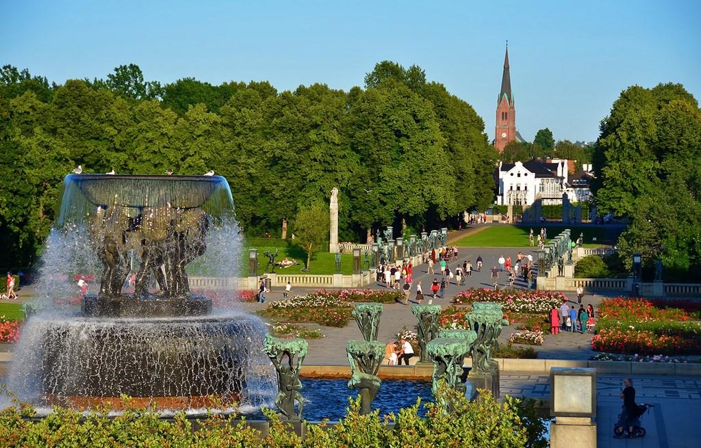 565008 المسافرون العرب أجمل وأشهر معالم العاصمة النرويجية