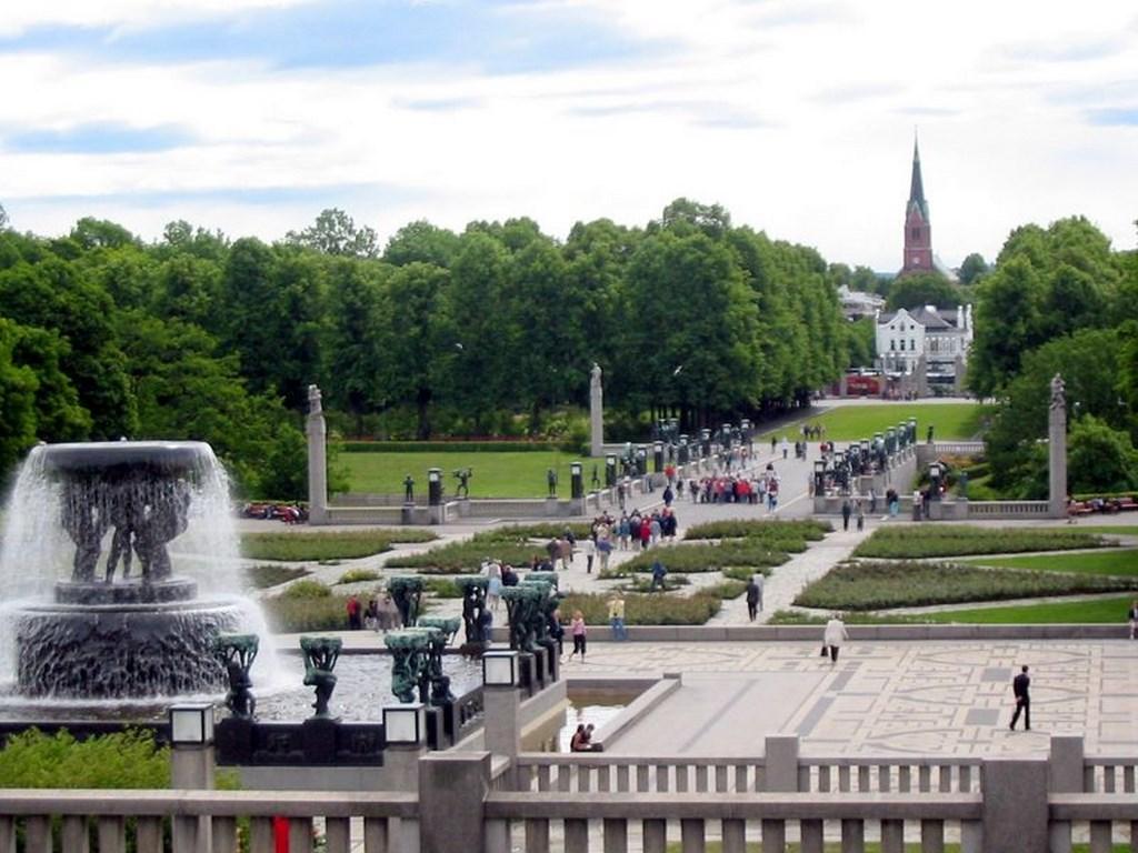 565011 المسافرون العرب أجمل وأشهر معالم العاصمة النرويجية