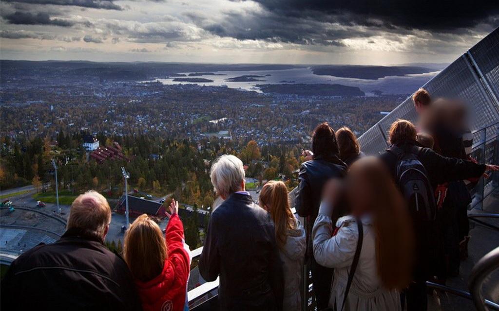 565030 المسافرون العرب أجمل وأشهر معالم العاصمة النرويجية