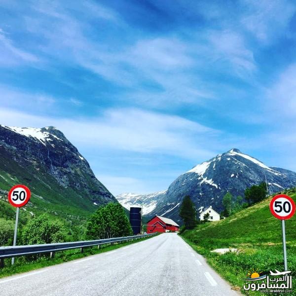 565166 المسافرون العرب النرويج بلد الطبيعه والجمال