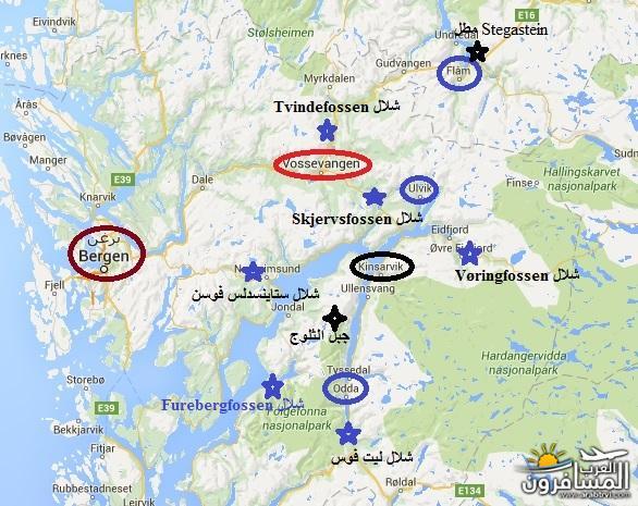 565391 المسافرون العرب النرويج بلد الطبيعه والجمال