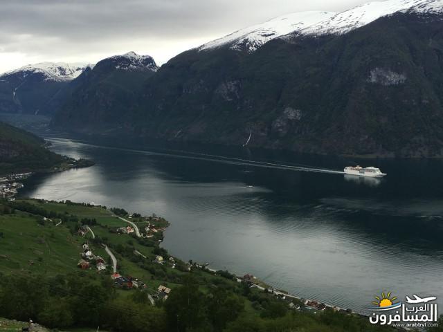 565453 المسافرون العرب النرويج بلد الطبيعه والجمال