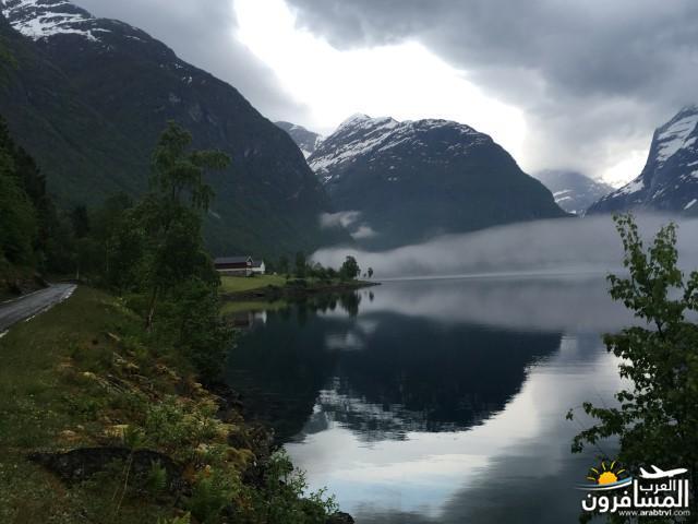 565567 المسافرون العرب النرويج بلد الطبيعه والجمال