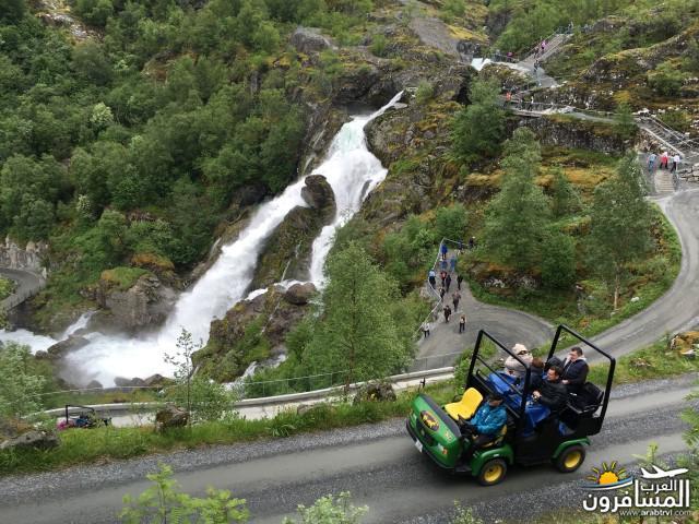 565603 المسافرون العرب النرويج بلد الطبيعه والجمال