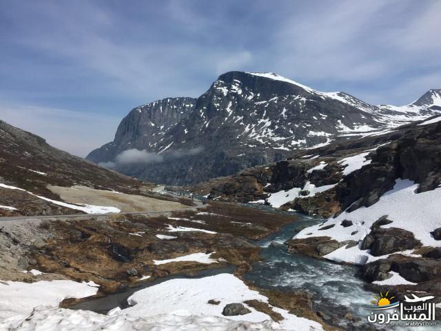 565788 المسافرون العرب النرويج بلد الطبيعه والجمال