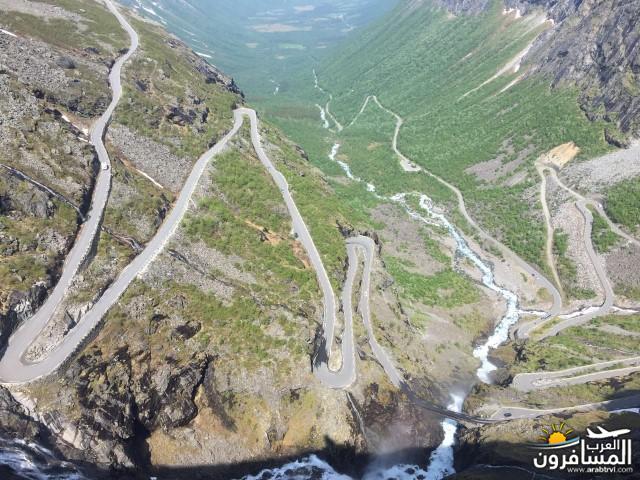 565794 المسافرون العرب النرويج بلد الطبيعه والجمال