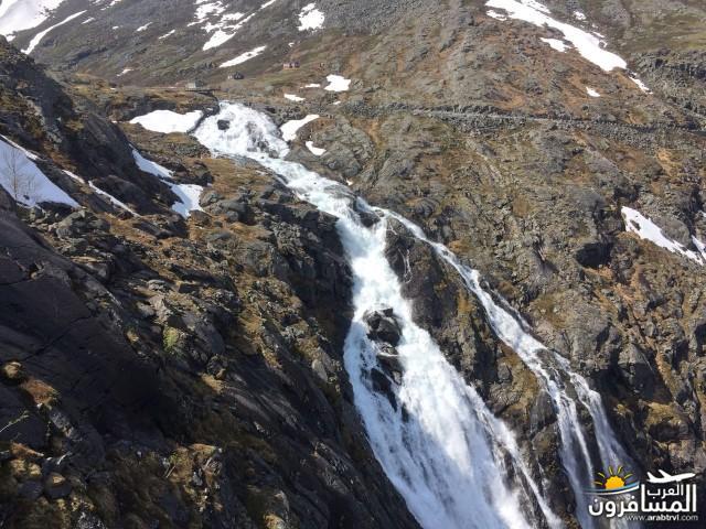 565796 المسافرون العرب النرويج بلد الطبيعه والجمال