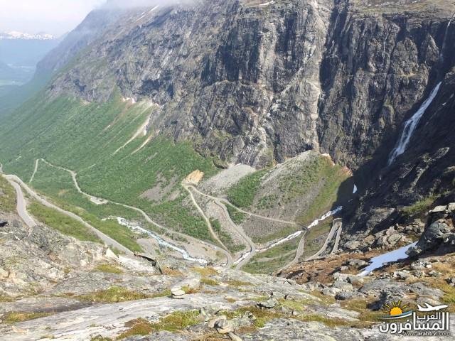 565798 المسافرون العرب النرويج بلد الطبيعه والجمال