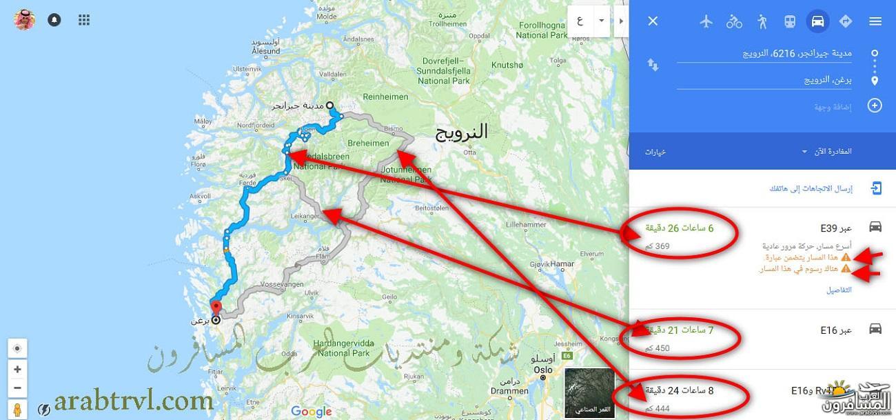 566489 المسافرون العرب معلومات عن الدول الاسكندنافية