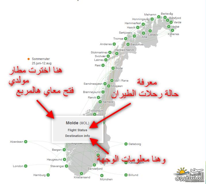 566502 المسافرون العرب معلومات عن الدول الاسكندنافية