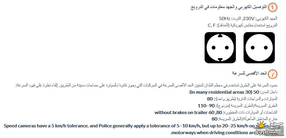 567240 المسافرون العرب معلومات عن الدول الاسكندنافية
