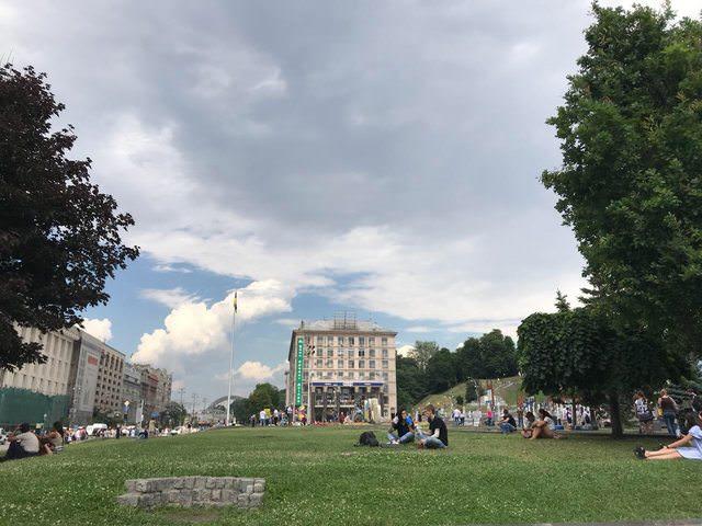 580822 المسافرون العرب مدينة كييف