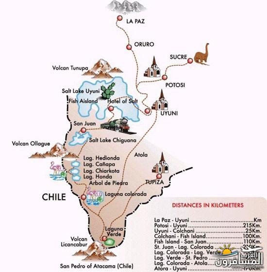 مدينة بوليفيا دولة داخلية في أمريكا الجنوبية-601301